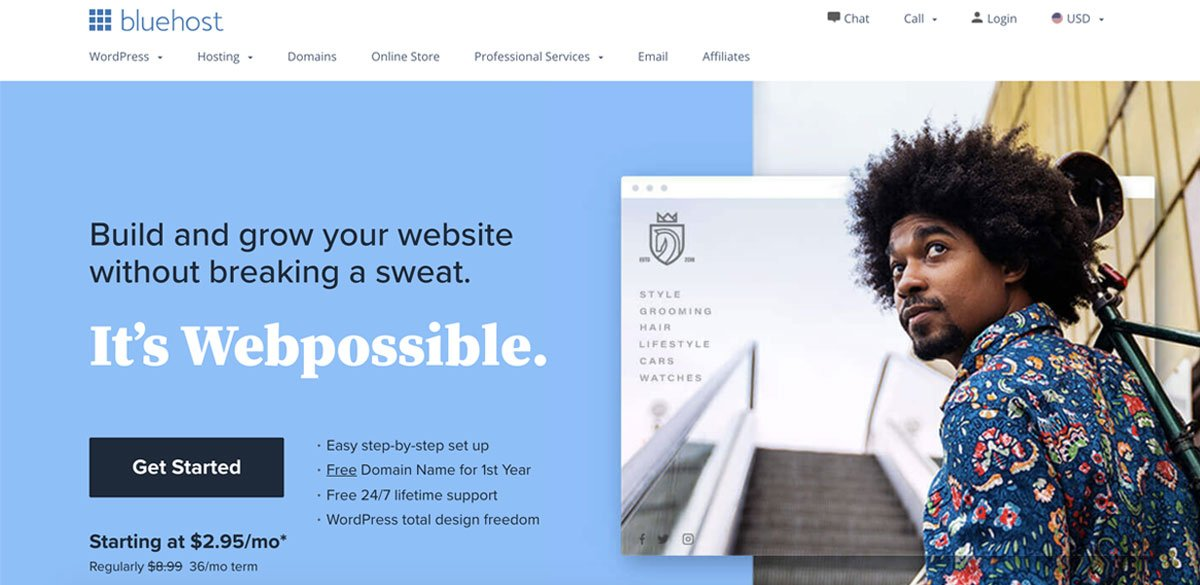 wordpress hosting in 2021