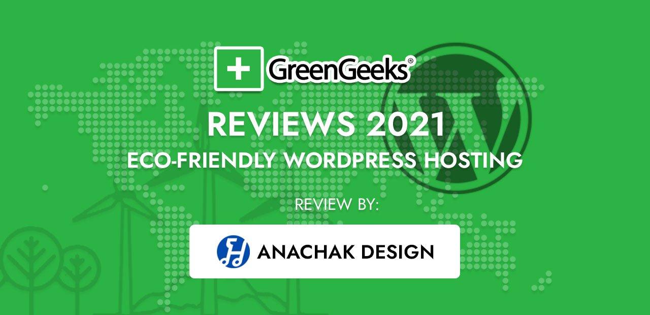 GreenGeeks wordpress hosting reviews