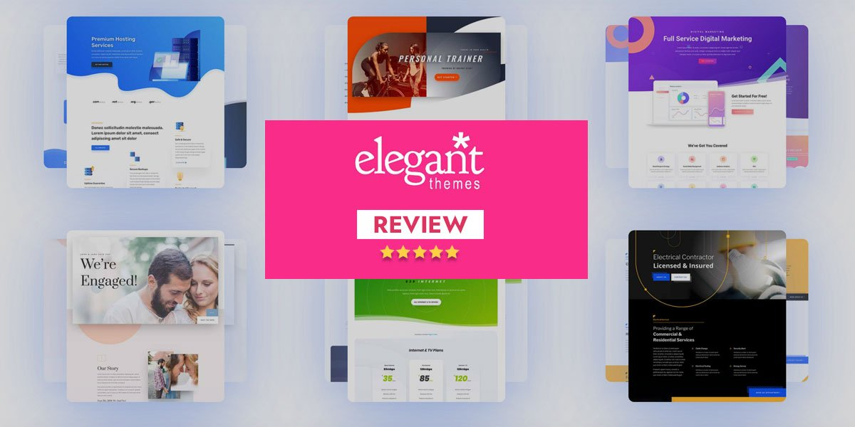 elegant-themes review