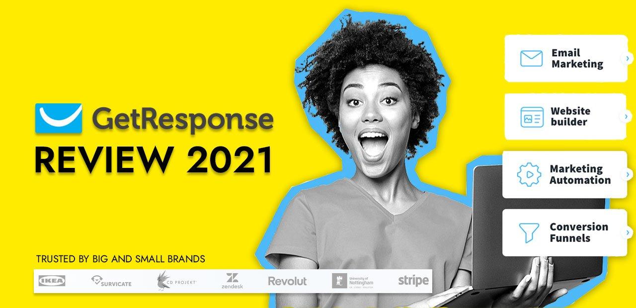 getresponse review 2021