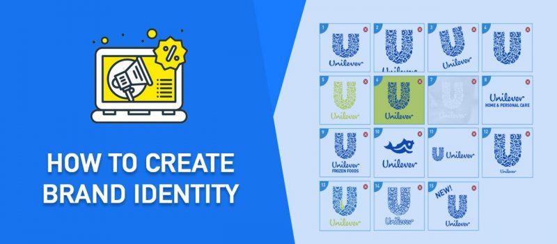 create brand identity