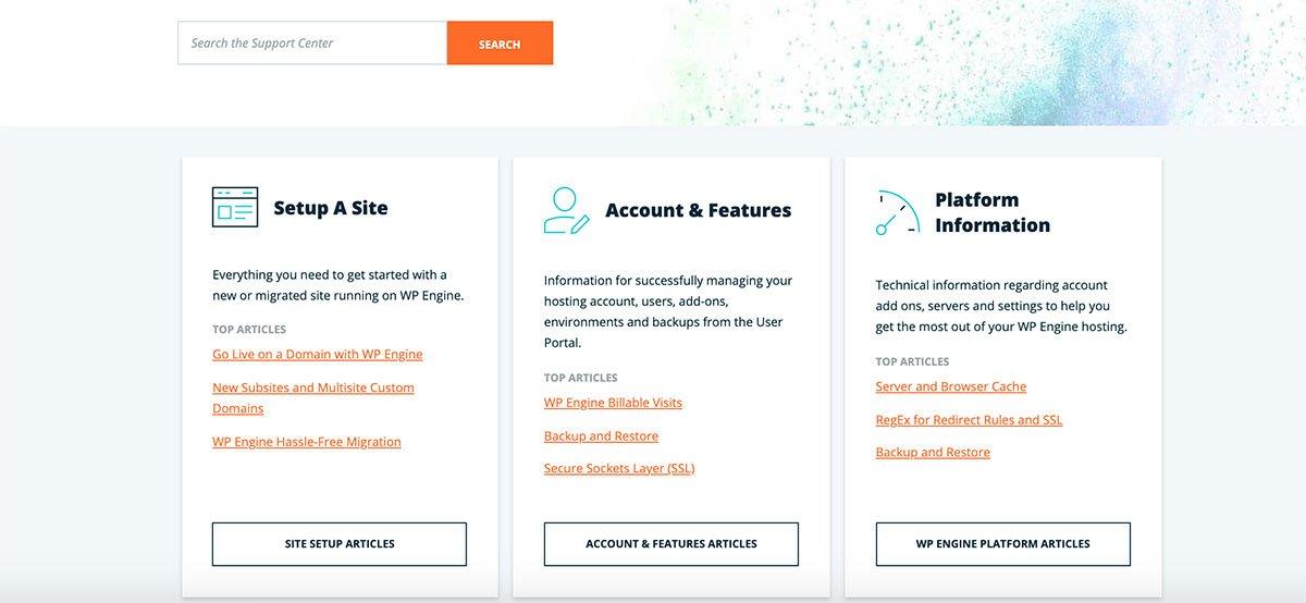 wp engine web hosting reviews
