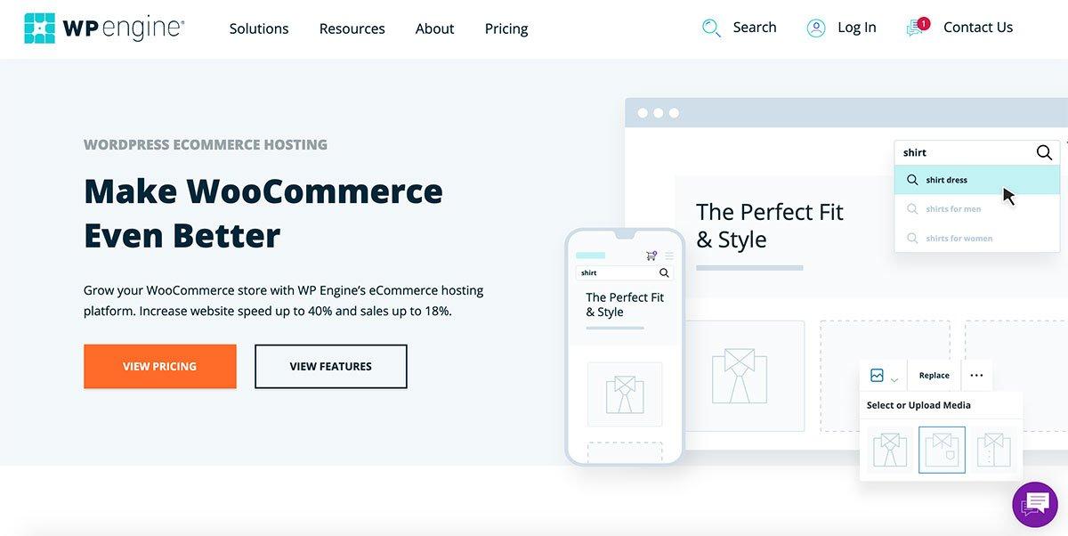wp-engine-ecommerce-hosting
