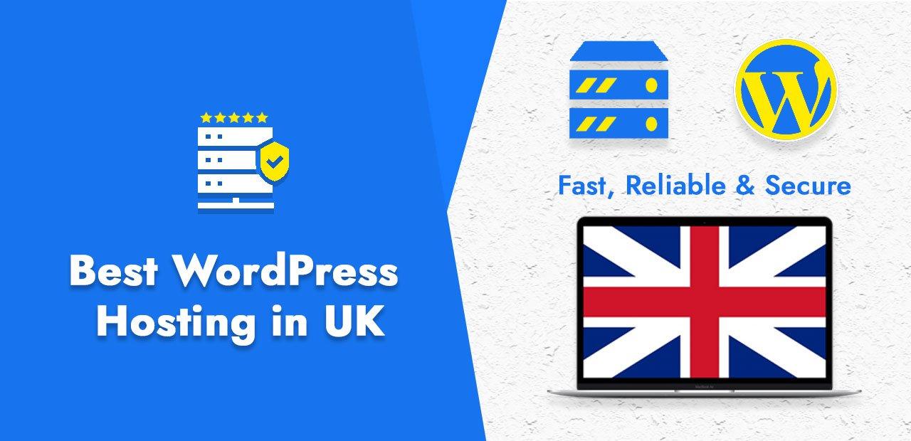 Best UK Web Hosting for WordPress